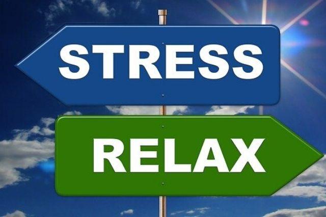 relâcher la pression et être moins stressé