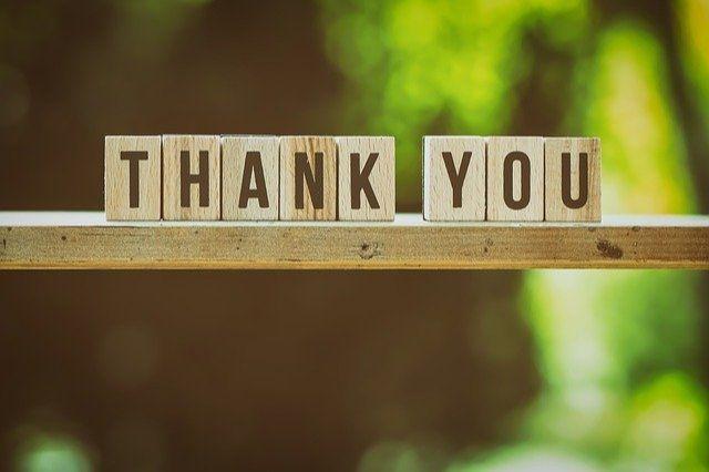 Avoir de la gratitude pour ce que l'on a déjà !