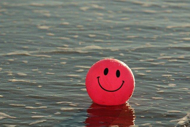 Garder le sourire pour transmettre son enthousiasme