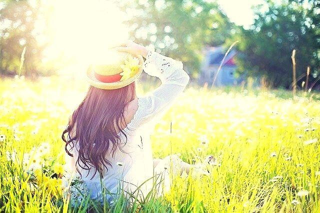 se mettre au soleil pour ne plus être déprimé