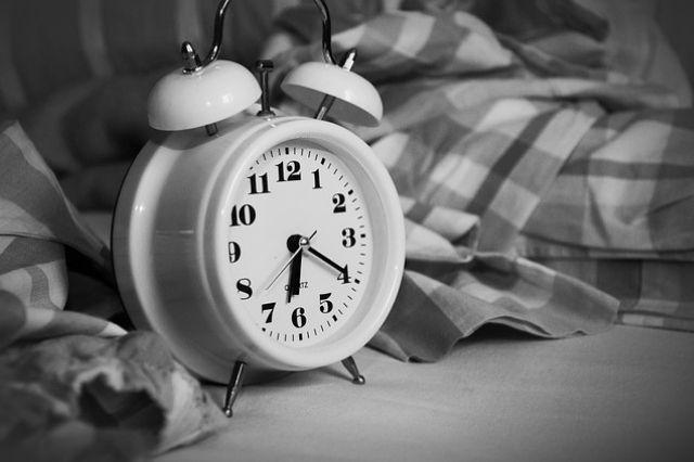 garder le rythme pour se coucher plus tôt