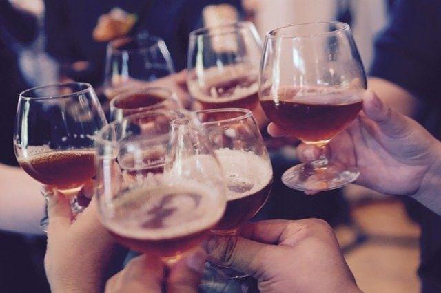 éviter les boissons alcoolisées pour retrouver son poids de forme
