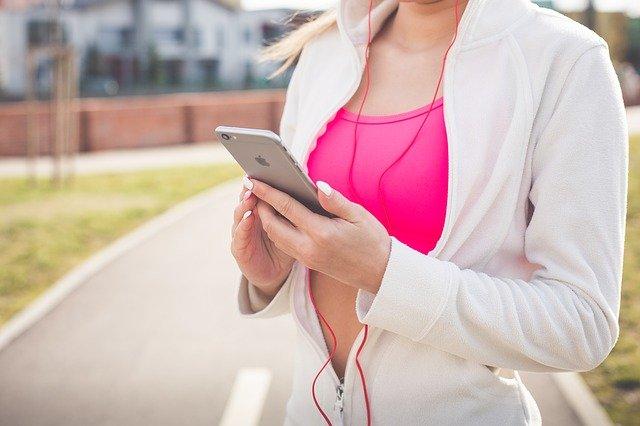 mettre de la musique pour se motiver à aller au sport