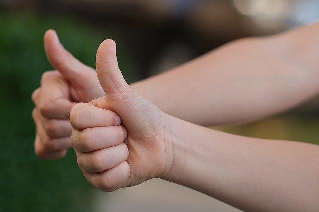garder une attitude positive en toutes circonstances