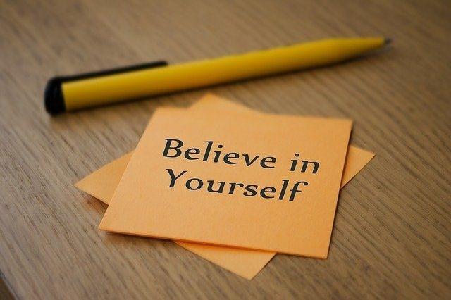 croire en soi pour être positif